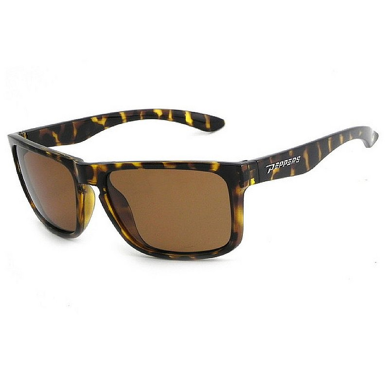 Pepper's Sport Optics Sunset Blvd Sunglasses BROWN POLARI...