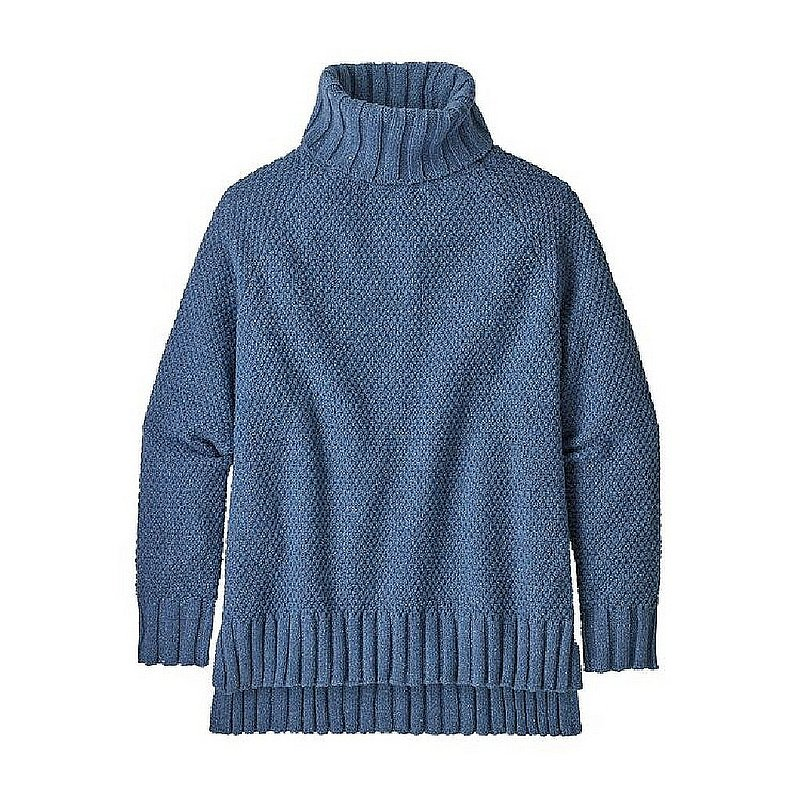 Patagonia Women's Off Country Turtleneck Sweater FEATHER ...