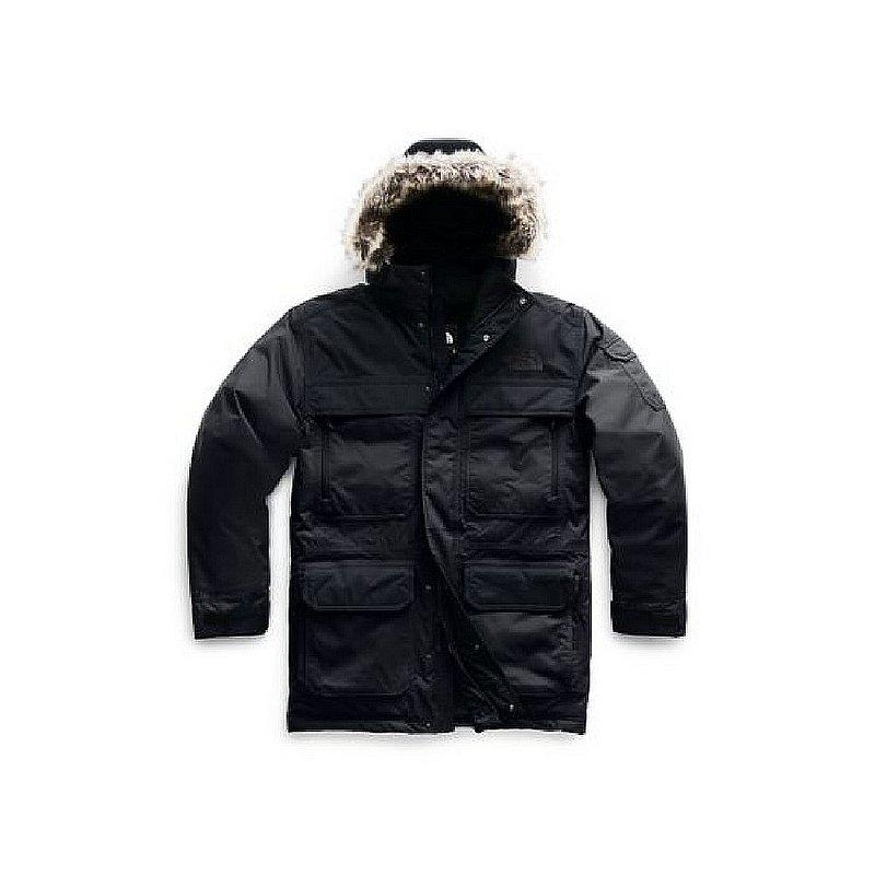 North Face Men's McMurdo Parka III Jacket TNF BLACK L REG