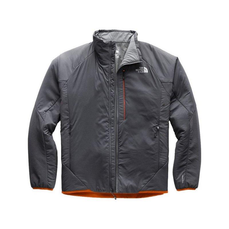 North Face Men's Ventrix Jacket TNF BLACK/CENTENNIAL RED ...