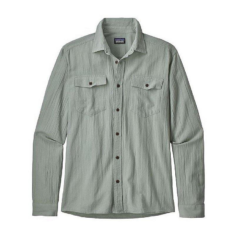 Patagonia Men's Long-Sleeved Steersman Shirt ANCHOR: BIG ...