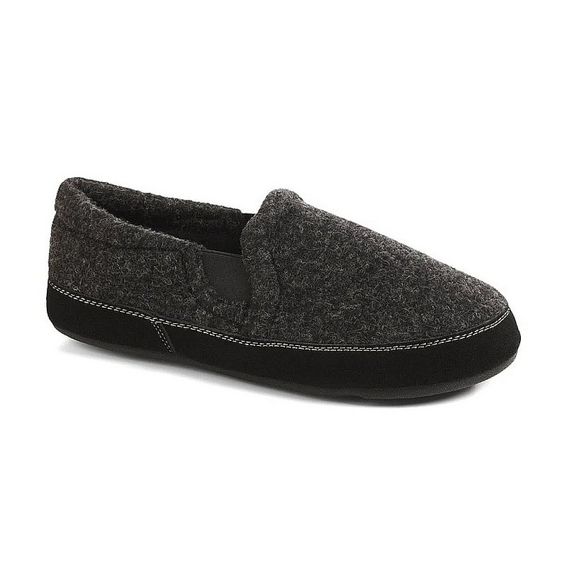 Acorn Products Men's Fave Gore Slippers NAVY KNIT XL REG