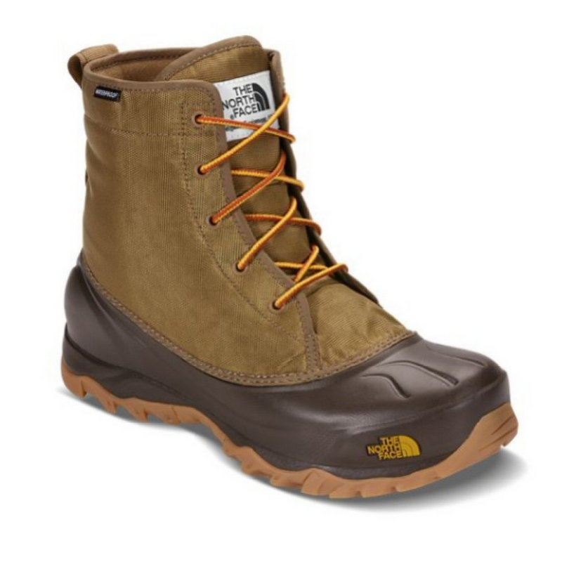 North Face Men's Tsumoro Boots UTILITY BROWN/DEMITASSE BR...