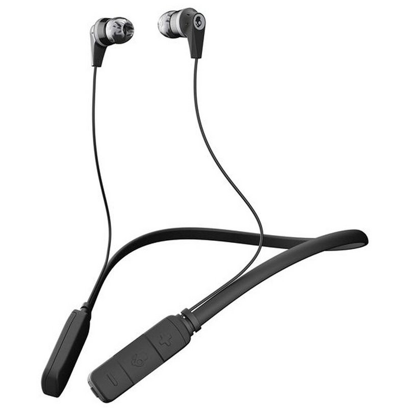 Skullcandy Ink d Wireless Earbud WHITE/GRAY/GRAY O/S