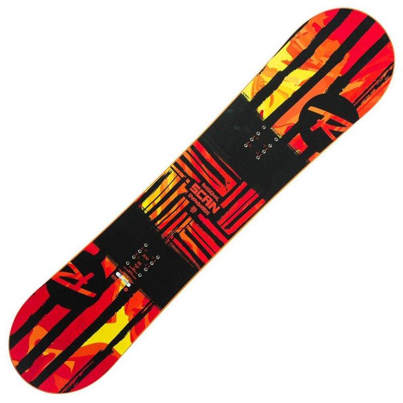 Rossignol Ski Company Kids' Scan Smalls Snowboard 90 REG