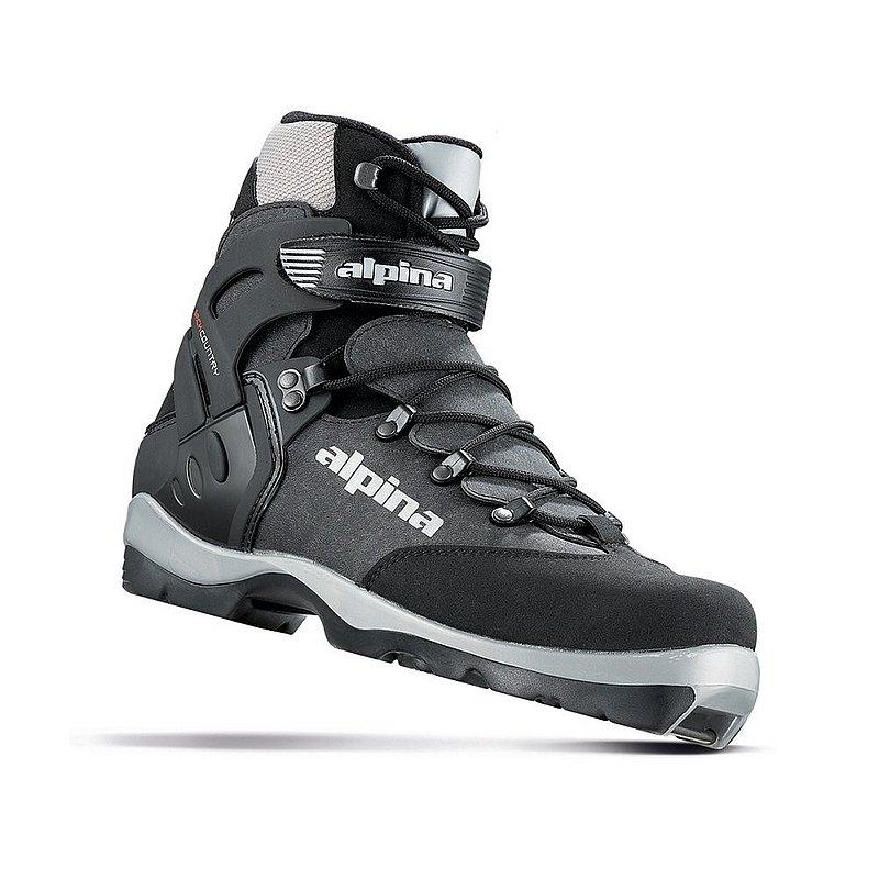 Alpina Sports Men's BC 1550 Cross Country Ski Boot BLACK 42