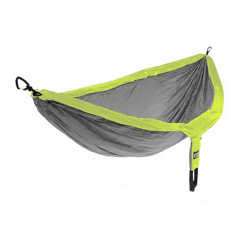 Eagles Nest Outfitters ENO Doublenest Hammock RED / CHARC...