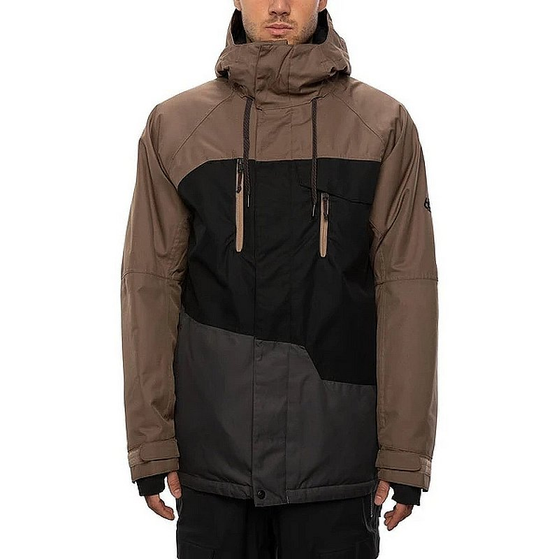 Men's Geo Insulated Jacket