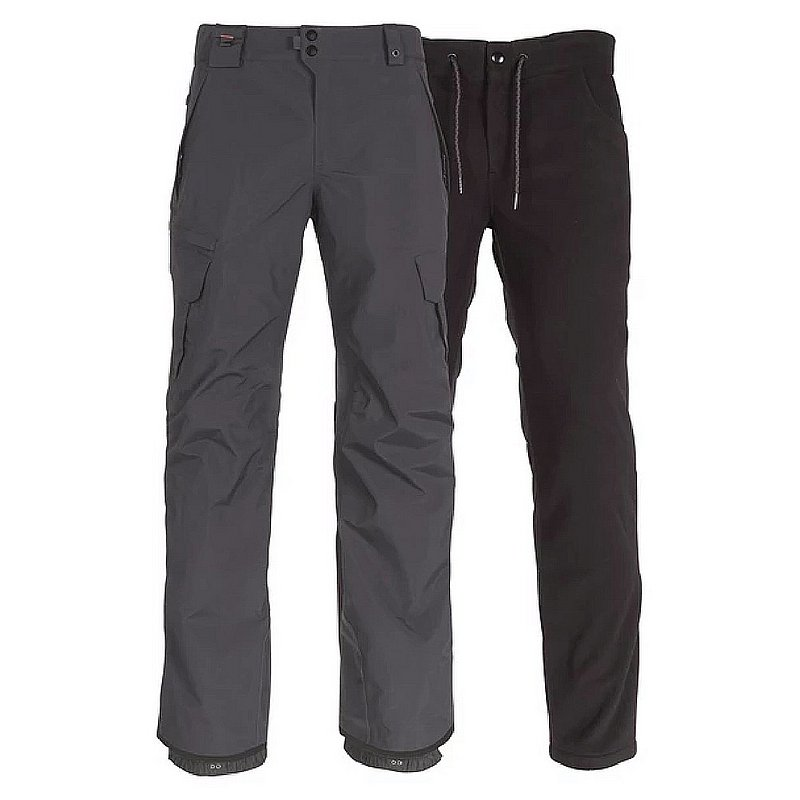 686 Men's SMARTY 3-in-1 Cargo Snow Pants KCR210 (686)