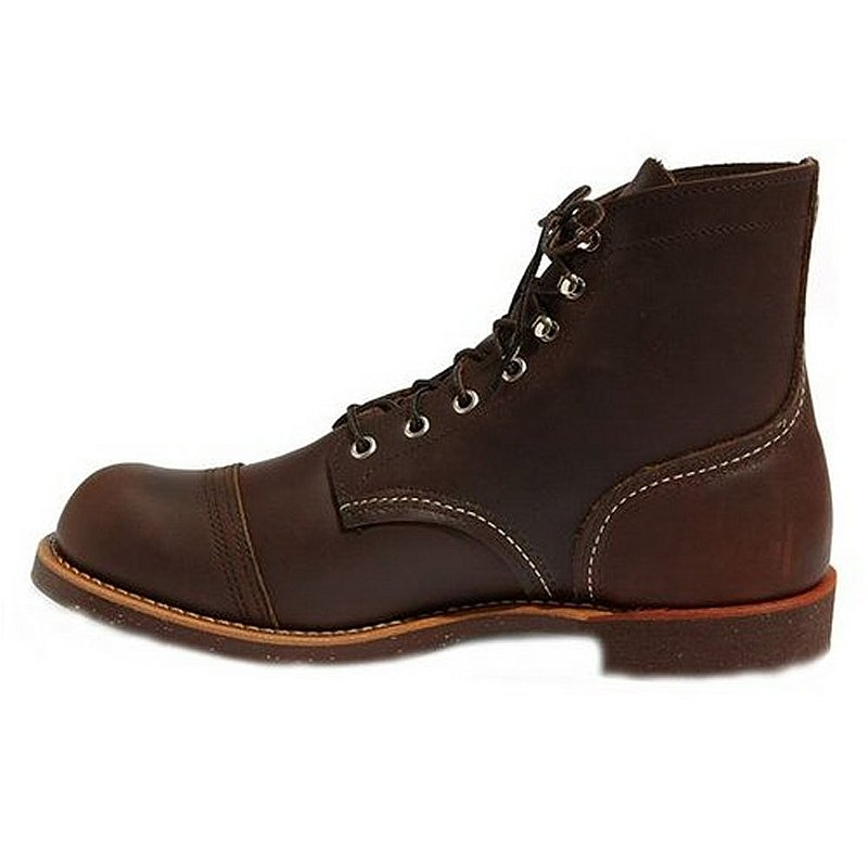 Red Wing Brand Of America 1811 6-Inch Iron Ranger Work Bo...