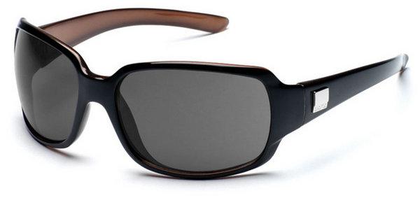 Sun Cloud Cookie (Medium Fit) Sunglasses GRAY POLARIZED