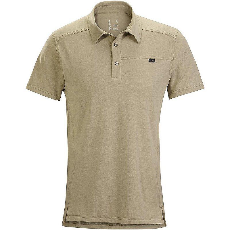 Arc'Teryx Men's Captive Polo SS Shirt PEGASUS M