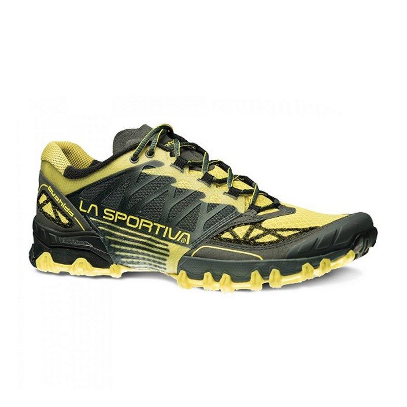La Sportiva Usa Men's Bushido Shoes OCEAN/SULPHUR 40.5