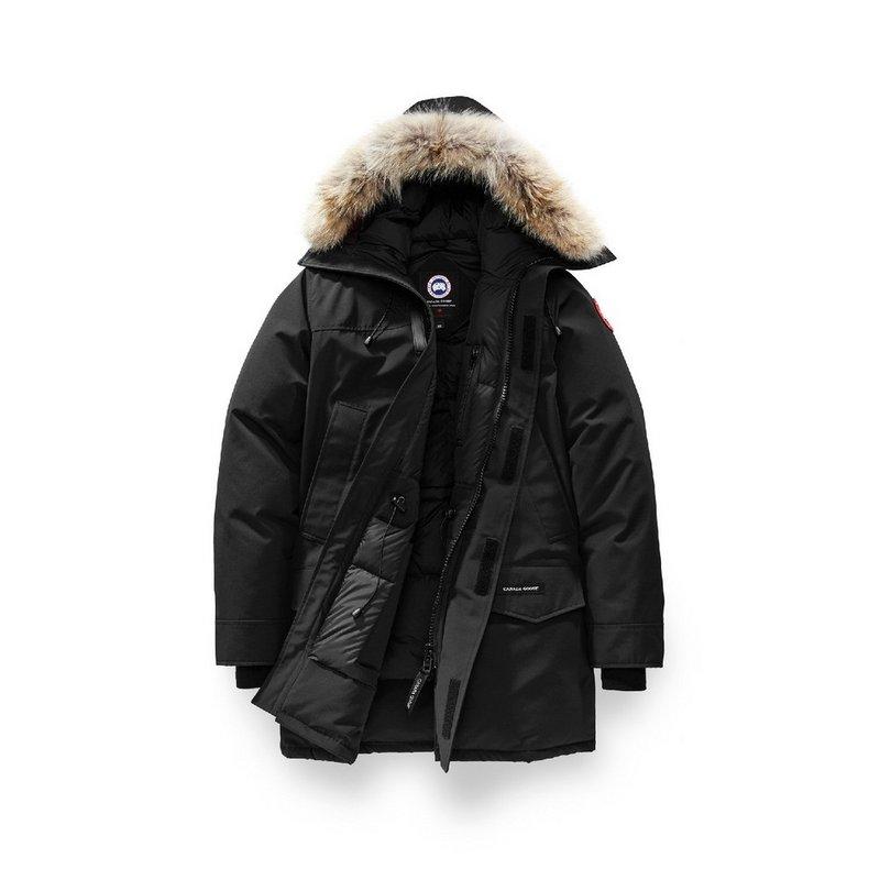Canada Goose Men's Langford Coat Parka BLACK L REG