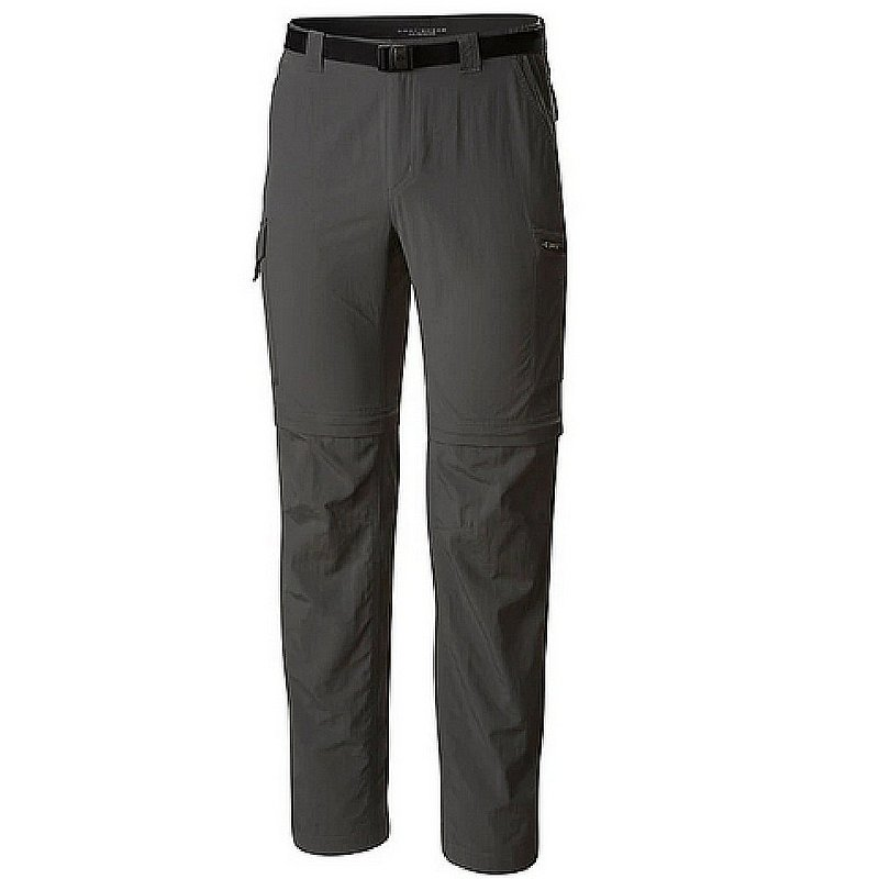 Columbia Men's Silver Ridge Convertible Pant GRAVEL 40 32