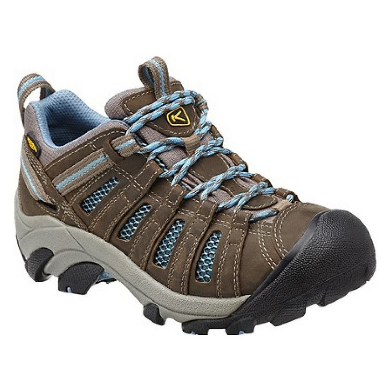 Keen Footwear Women's Voyageur Hiking Shoe BRINDLE/ALASKA...