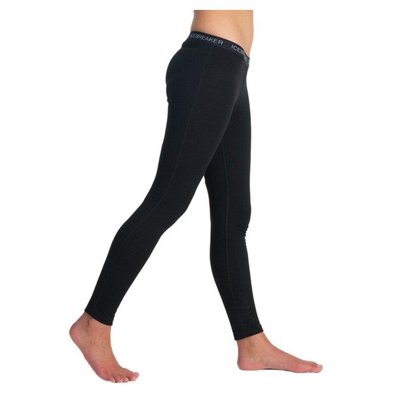 IceBreaker Women's Oasis Leggings BLACK M