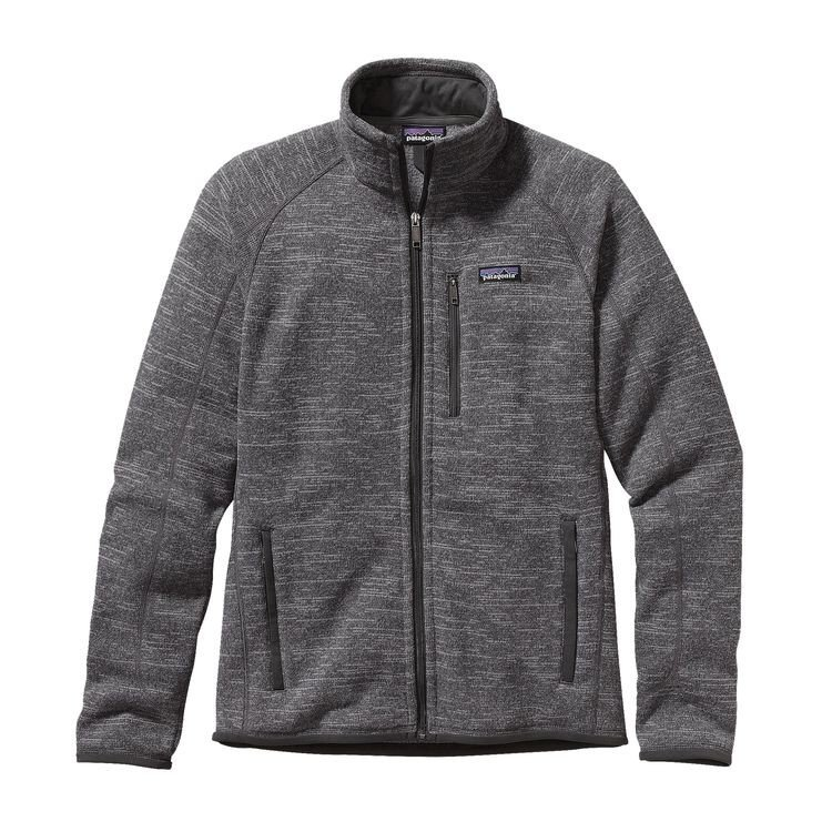 Patagonia Men's Better Sweater Jacket STONEWASH M REG