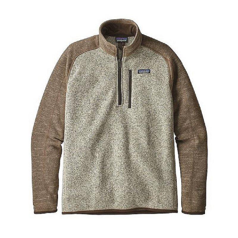 Patagonia Men's Better Sweater 1/4 Zip STONEWASH XXL REG