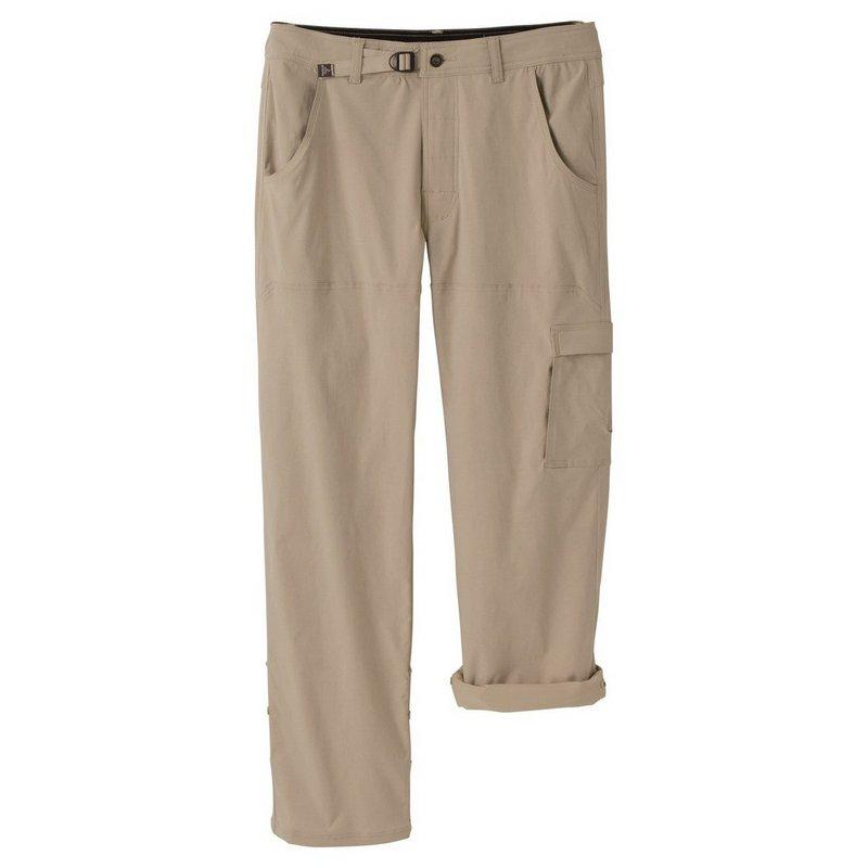 "PRANA Men's Stretch Zion Pants--30"" Inseam DARK KHAKI 34 30"