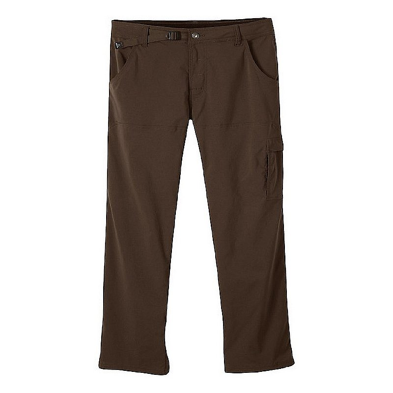 "PRANA Men's Stretch Zion Pants--32"" Inseam DARK KHAKI 33 32"