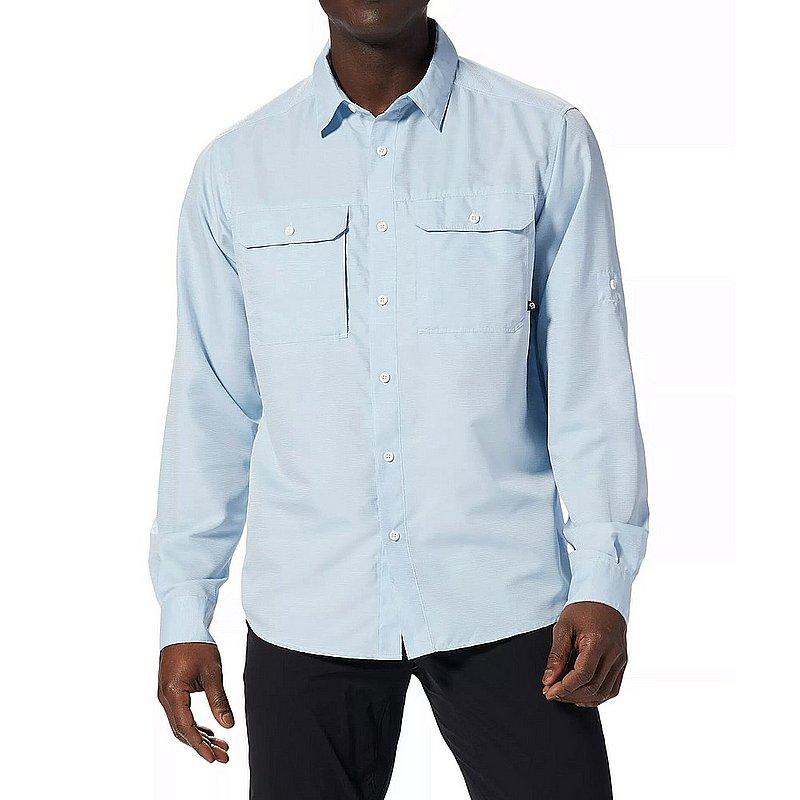 Mountain Hardwear Men's Canyon Long Sleeve Button Up Shir...