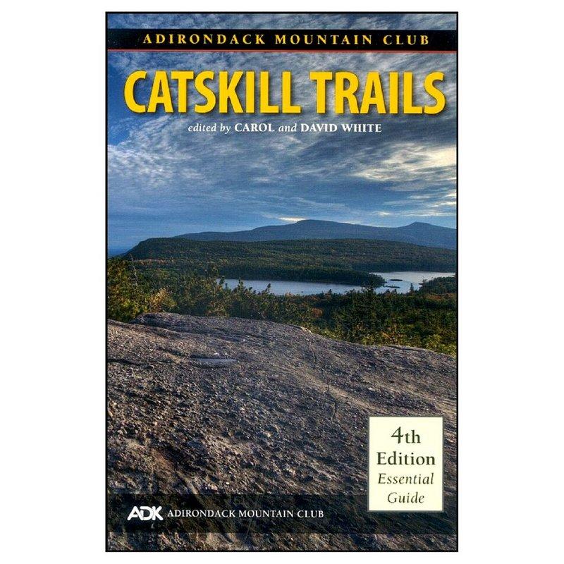 Adironack Mountain Club Catskill Trails Guide Book 101709 (Adironack Mountain Club)