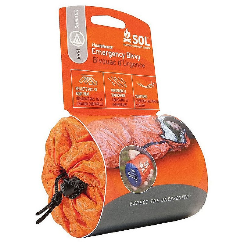 Adventure Medical Emergency Bivy/Blanket 371251 (Adventure Medical)