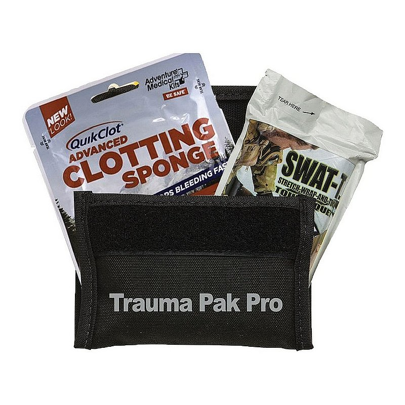 Adventure Medical Trauma Pak Pro with Quickclot 118112 (Adventure Medical)