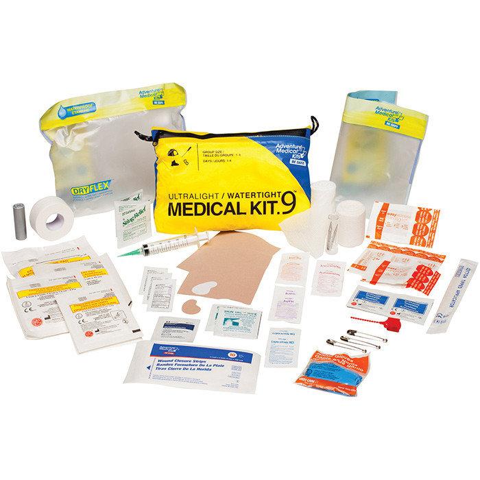 Adventure Medical Ultralight & Watertight .9 Medical Kit 118088 (Adventure Medical)