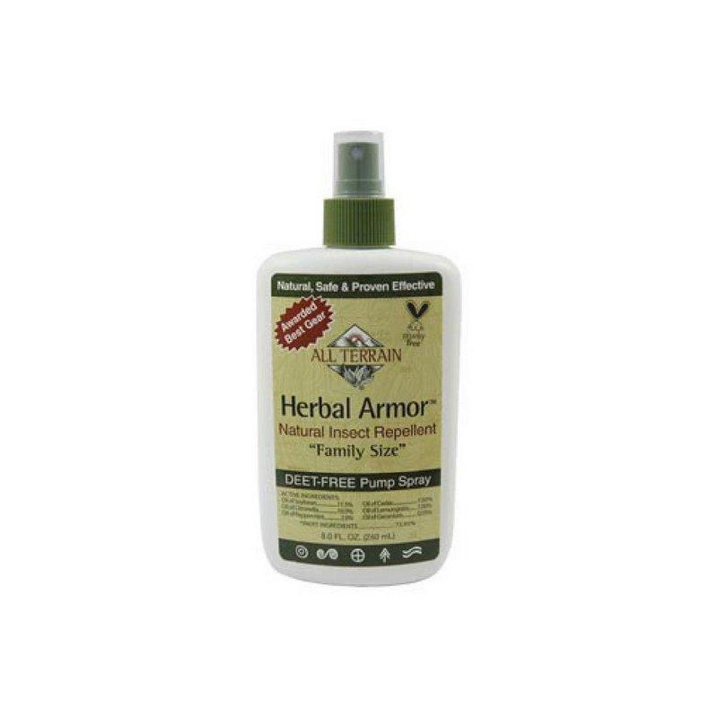 All Terrain Herbal Armor Bug Spray--8oz 360061 (All Terrain)