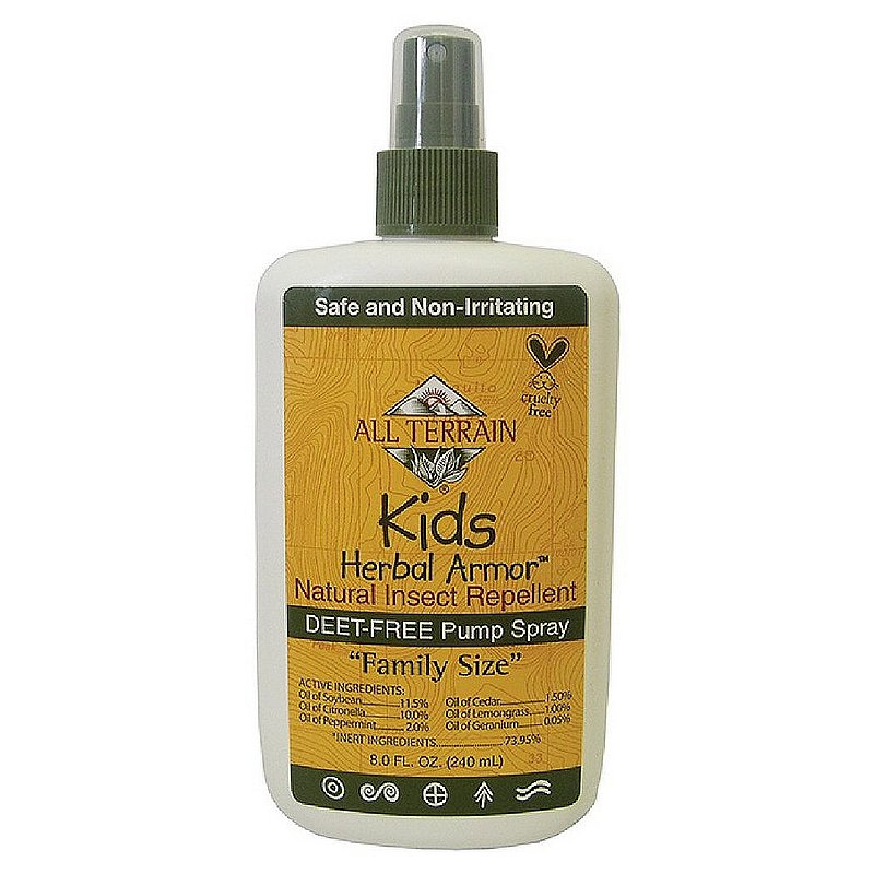 All Terrain Kids' Herbal Armor Insect Repellent 360062 (All Terrain)