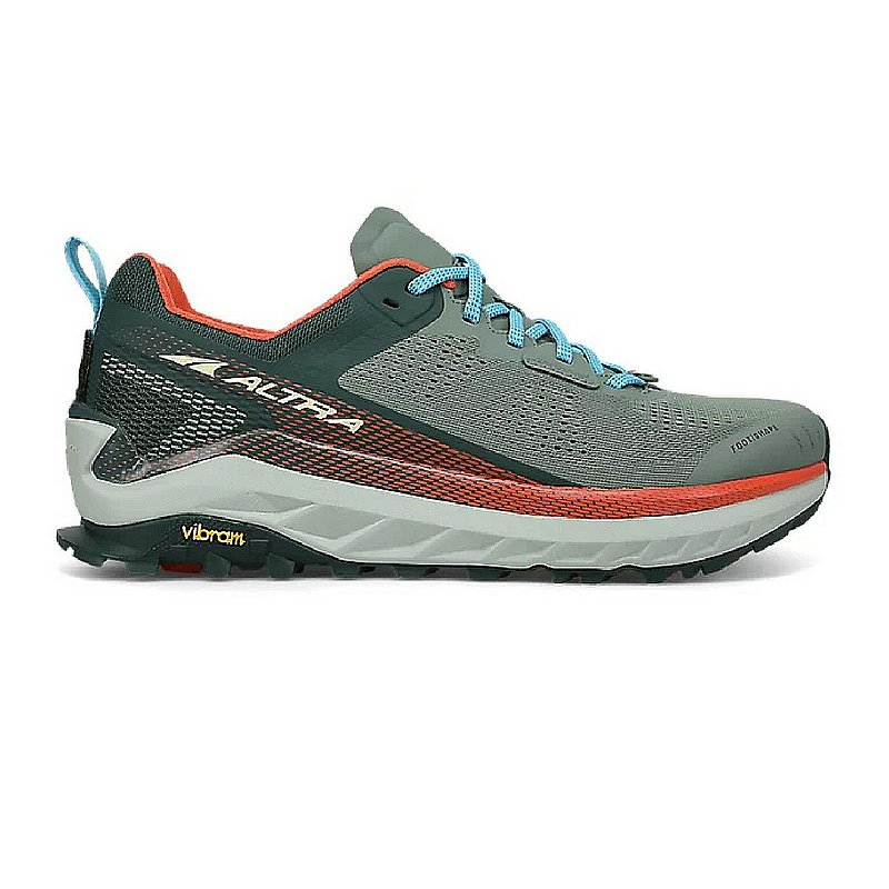 Altra Men's Olympus 4 Trail Running Shoes AL0A4VQM (Altra)