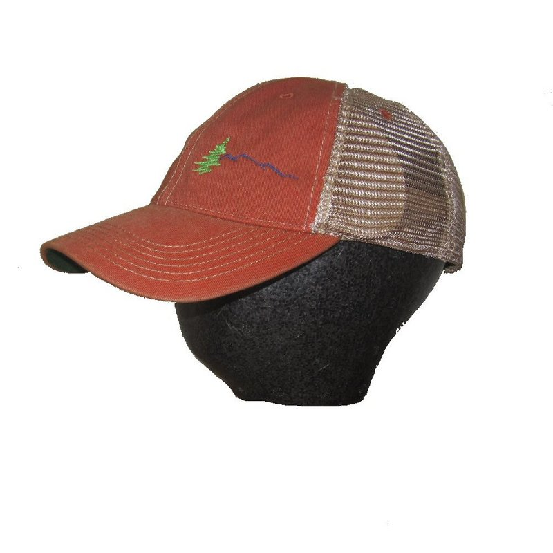 Appalachian Outdoors ASO Orange Trucker Hat 243640 (Appalachian Outdoors)