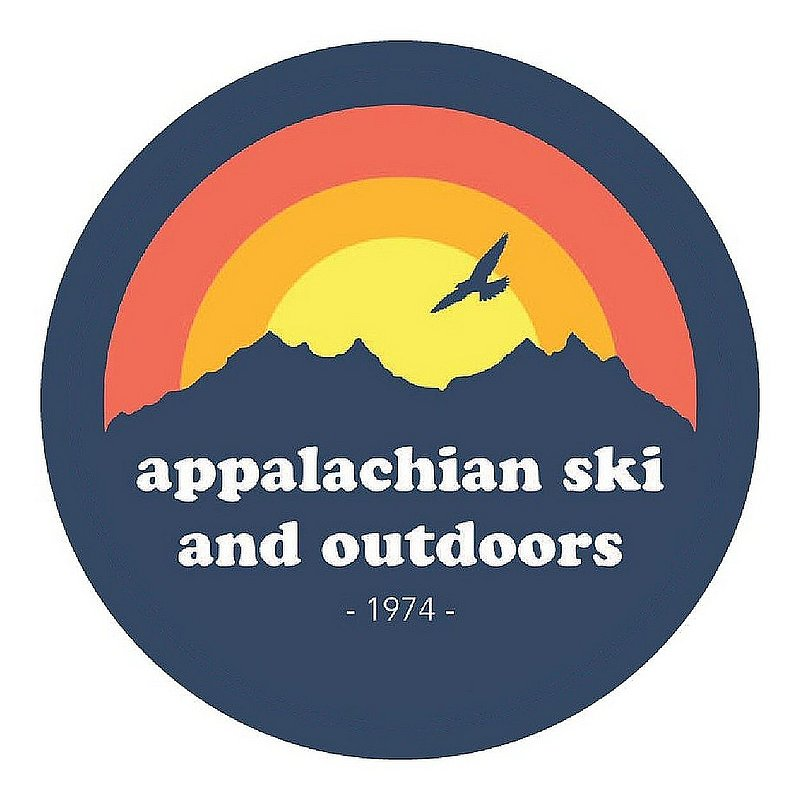 Appalachian Outdoors Circle Sticker ASOCIRCLE (Appalachian Outdoors)