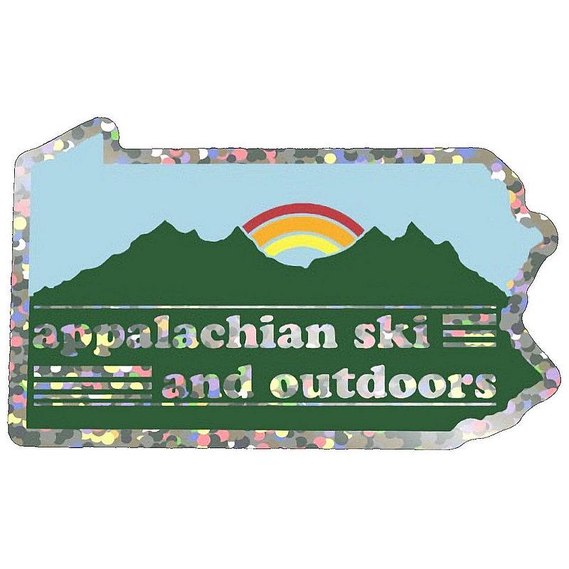 Appalachian Outdoors Pennsylvania Sticker ASOPA (Appalachian Outdoors)