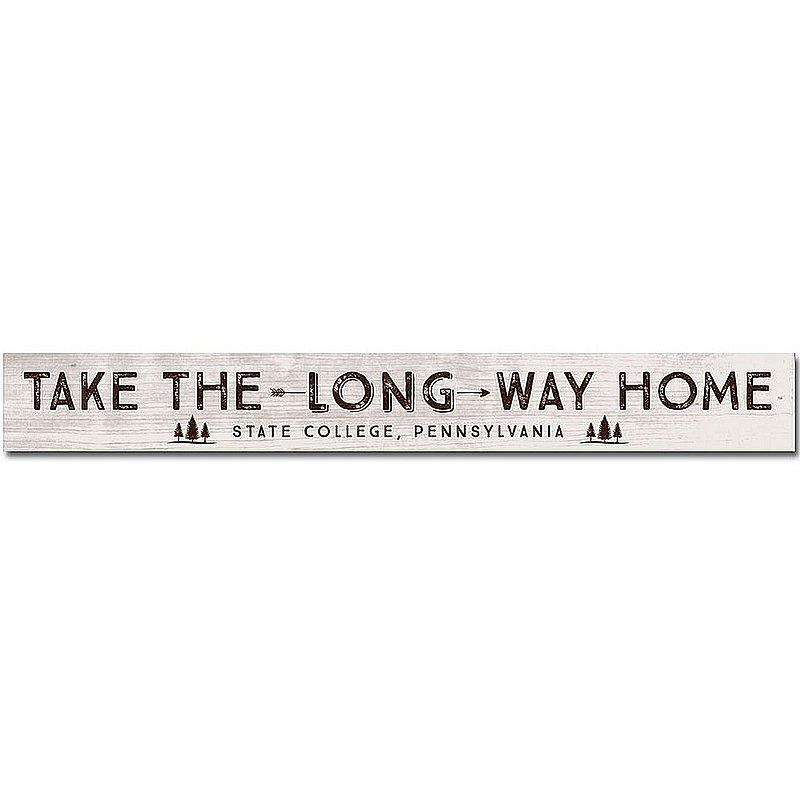 Appalachian Outdoors S.C. Long Way Home Sign 1087340 (Appalachian Outdoors)