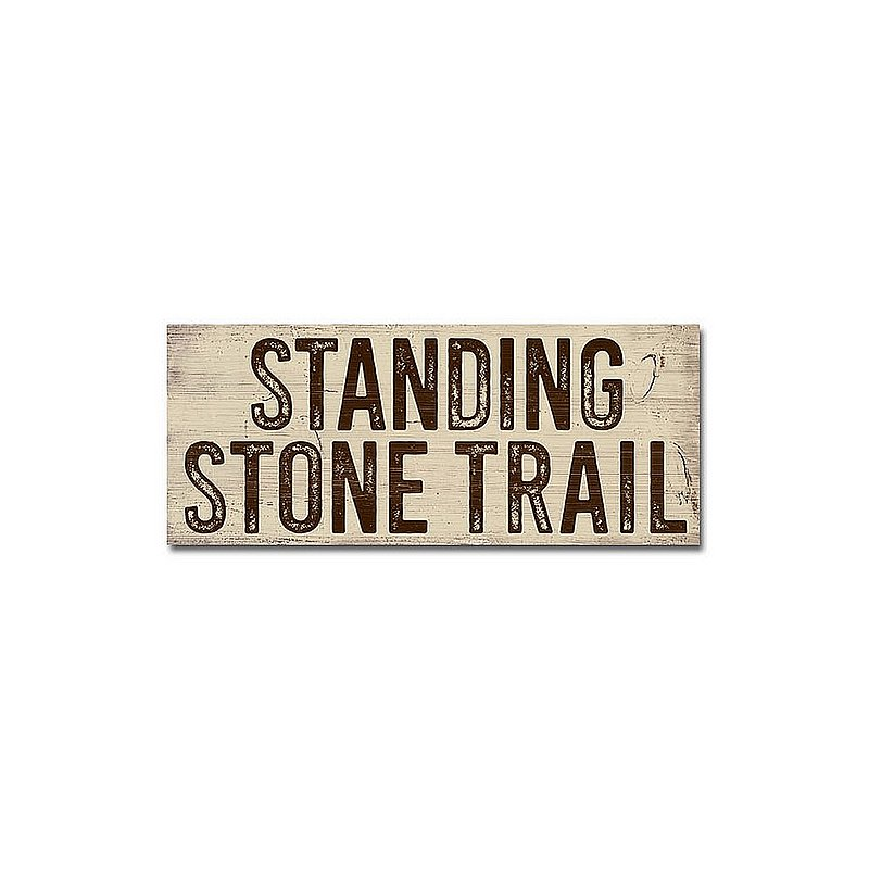 Appalachian Outdoors Standing Stone Tabletop Stick 1087349 (Appalachian Outdoors)