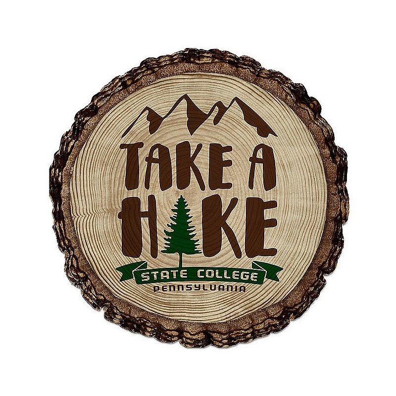 Appalachian Outdoors Take A Hike Barky Plaque 1087334 (Appalachian Outdoors)