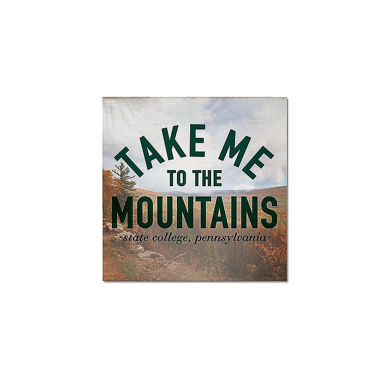 Appalachian Outdoors To The Mountains Square 1087346 (Appalachian Outdoors)