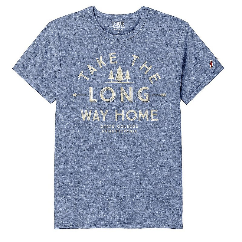 Appalachian Outdoors Unisex Long Way Home T-Shirt 1049107/1049109 (Appalachian Outdoors)