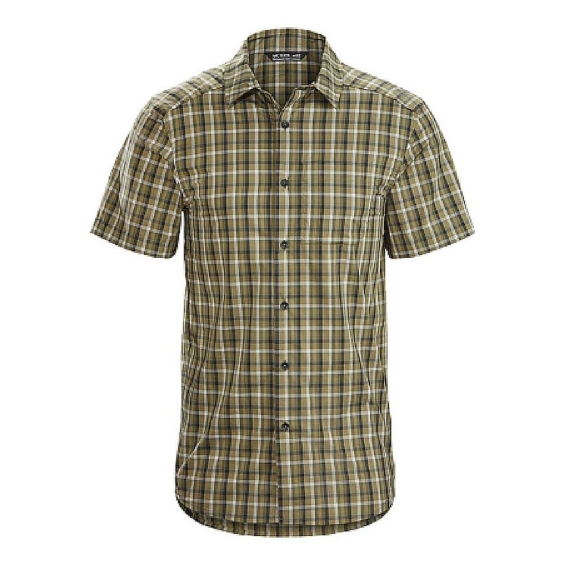 Men's Brohm Short Sleeve Button Up Shirt