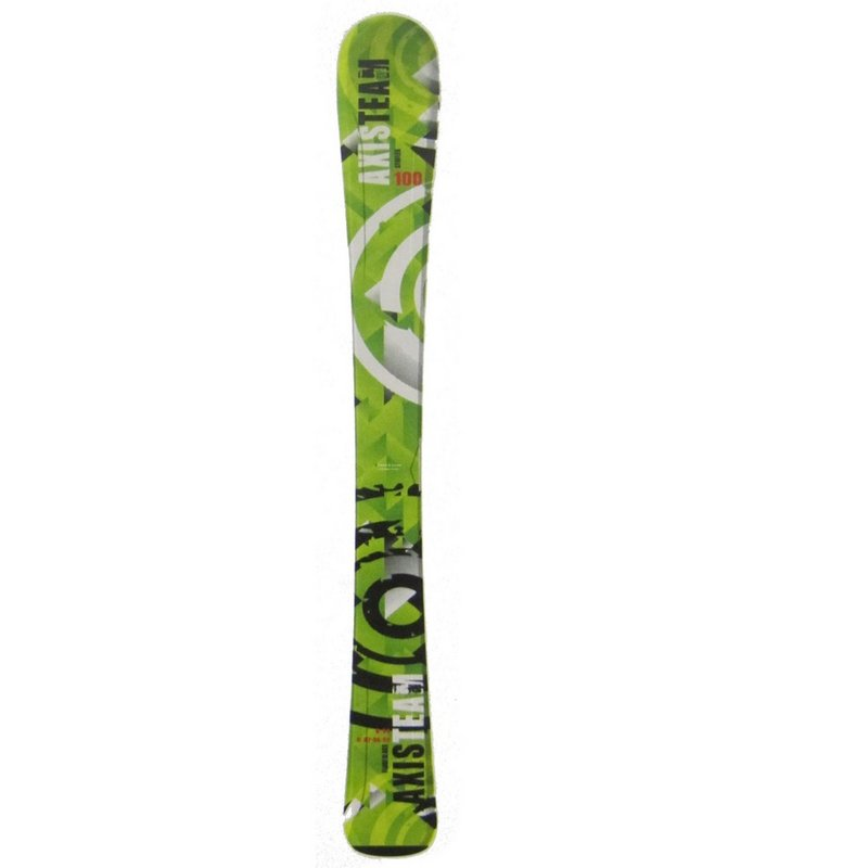 Axis Outdoors Kids' Free Team Jr Skis SKIJ215 (Axis Outdoors)