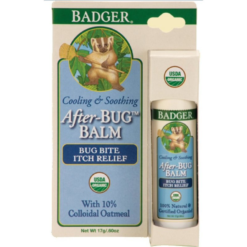 Badger AfterBug Balm Itch Relief Stick 29700 (Badger)