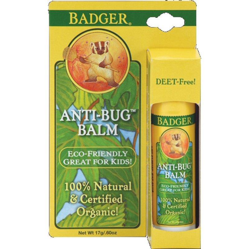 Badger Anti Bug Balm Travel Stick 29505 (Badger)
