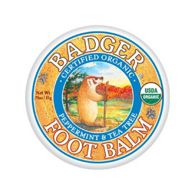 Badger Foot Balm--.75 oz 25201 (Badger)