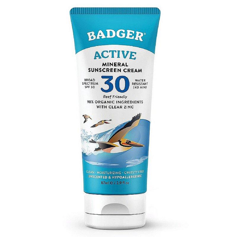 Badger SPF 30 Clear Zinc Sunscreen 47100 (Badger)