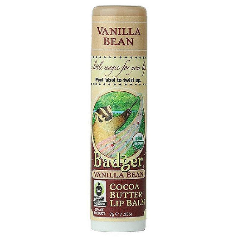 Badger Vanilla Bean Lip Balm 12507 (Badger)
