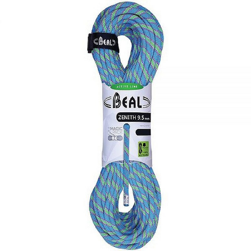 Zenith 9.5mm Climbing Rope