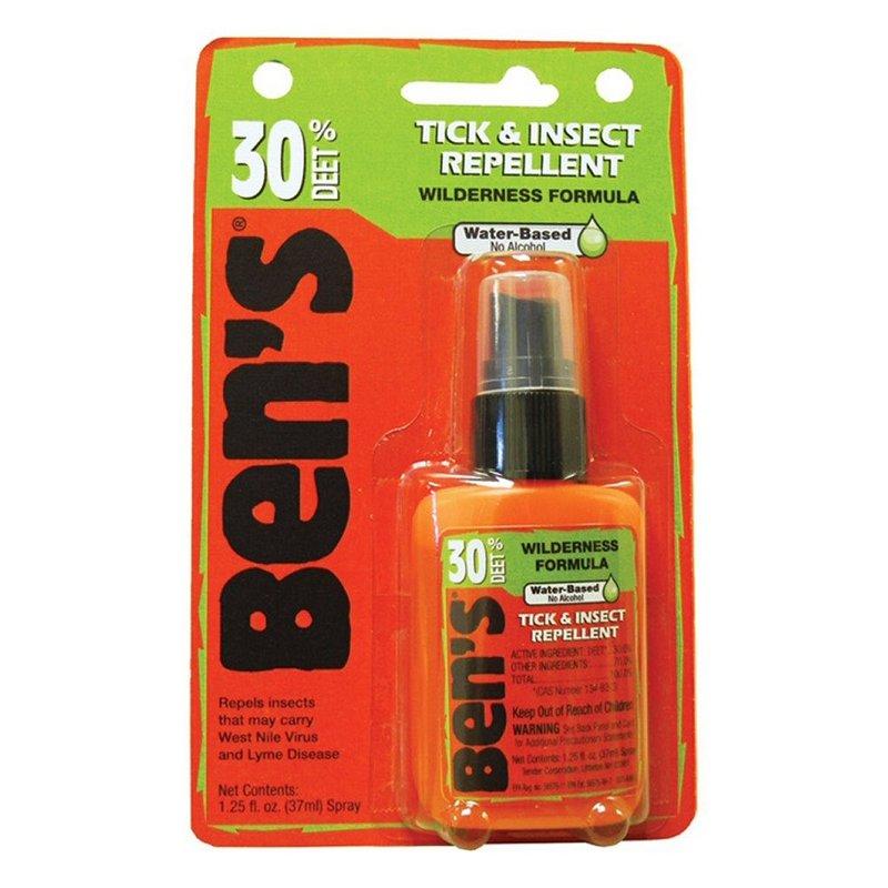 Ben's 30% DEET Insect Repellent 371218 (Ben's)